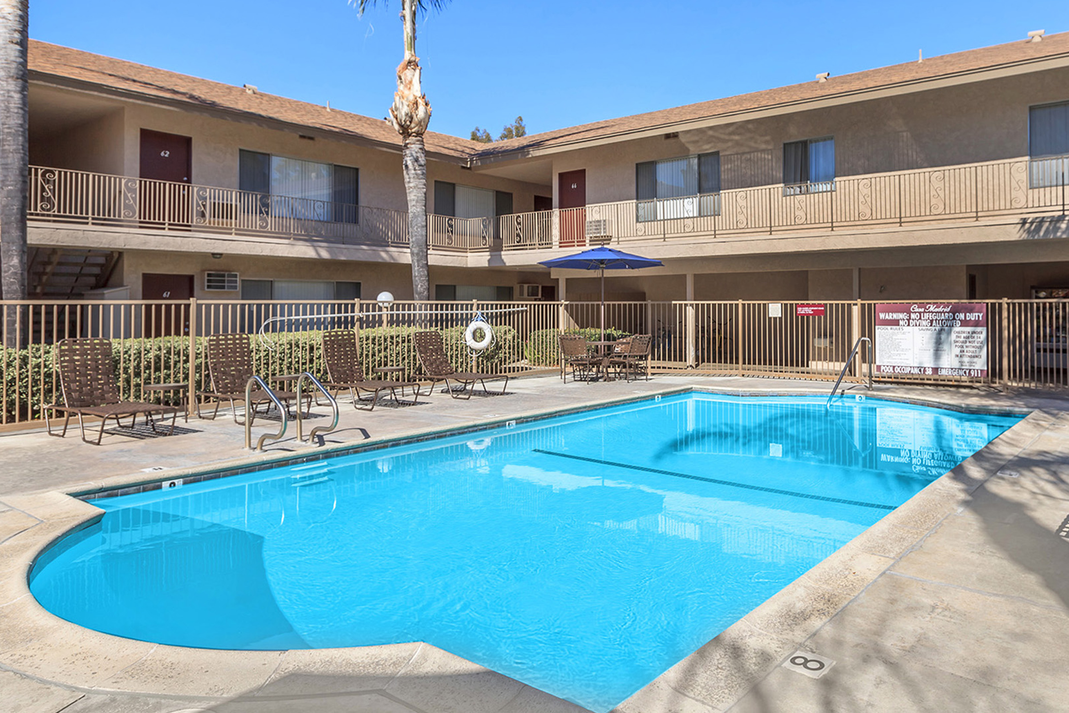 Casa Madrid Apartment Homes - Apartments in La Habra, CA